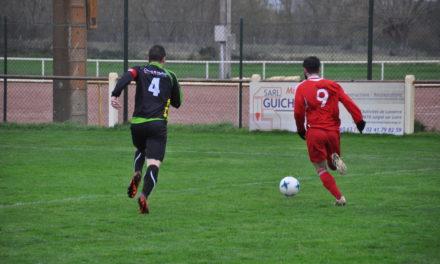 Mûrs-Erigné s'incline contre la réserve de La Roche VF (1-3).
