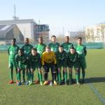 U19 Vaillante Angers saison 2017/2018