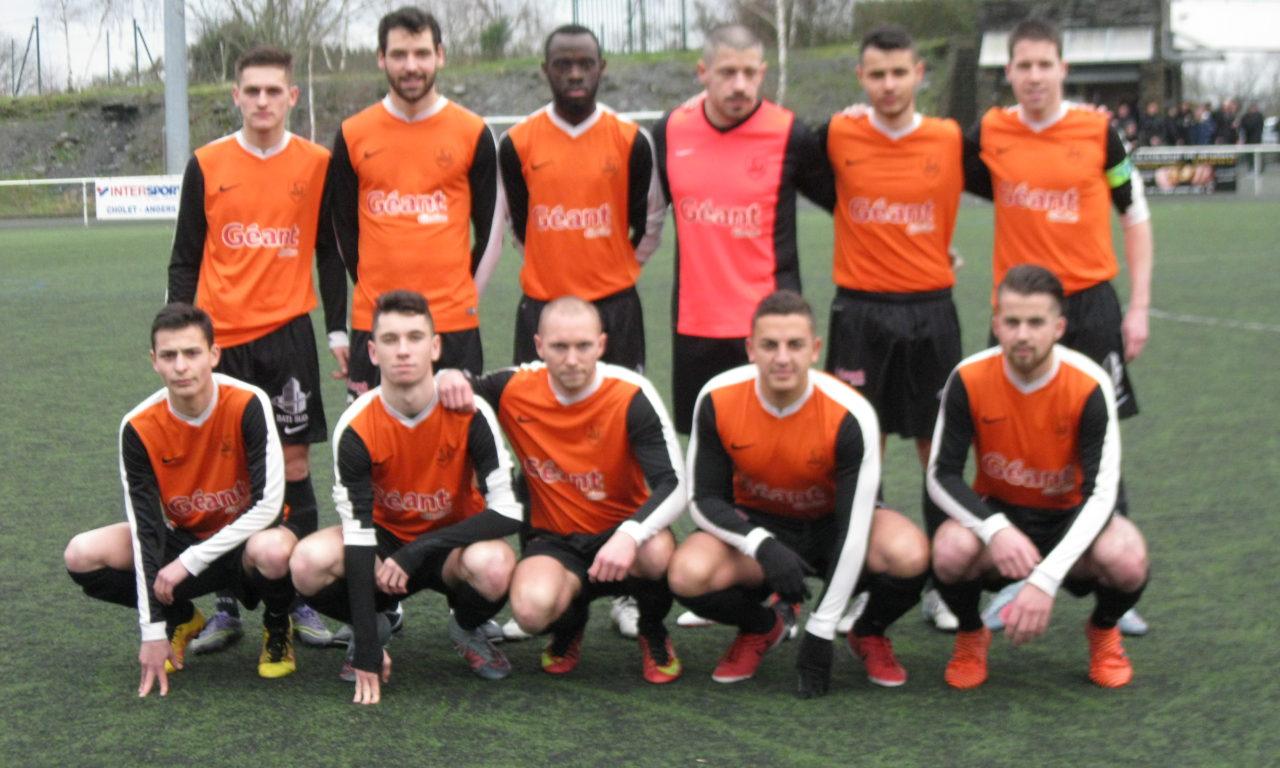 DSR (14e journée) : Victoire méritée du Foyer de Trélazé face à Montaigu (2-1).