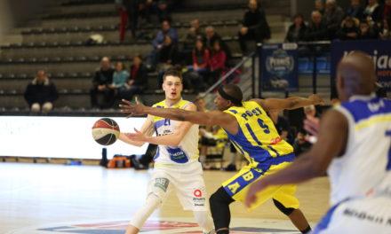 NM2 : L'Étoile Angers Basket ne retiendra que la victoire face à Poissy Basket (75-59).