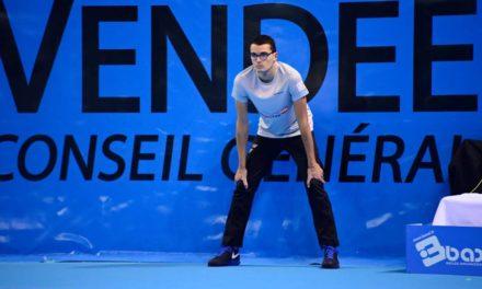 Julien NAULEAU : l'arbitrage, plus qu'une passion.