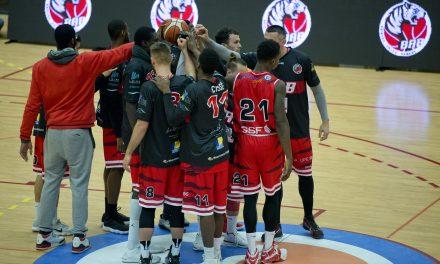 NM1 (16ème journée) : Le BAB se déplace à Saint-Vallier, invaincu à domicile cette saison.