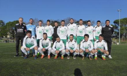 PH (20e journée) : La Croix Blanche obtient le match nul face à Montaigu dans un match compliqué (1-1).