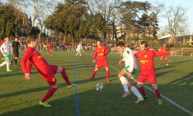 16e de finale de la Coupe de l'Anjou : Pellouailles-Corzé s'impose à la Croix Blanche (1-1,tab.: 4-2).