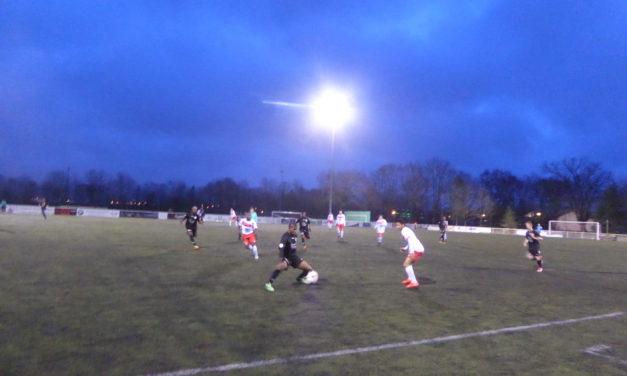 DH (12e journée) : Beaucouzé s'incline face aux Voltigeurs de Châteaubriant (b) dans un match bien terne (1-0).