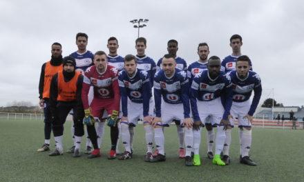 DRH (11e journée) : Angers NDC a su faire preuve de patience pour égaliser enfin de partie à Mareuil (2-2).