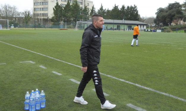 Gaël DELALANDE : La tâche ne s'annonce pas facile face au FC Chalonnes-Chaudefonds.