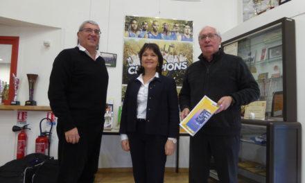 Tournoi PROSTARS : une nouvelle association afin de développer l'évènement.