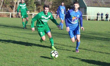 Coupe de l'Anjou : Il n'y a pas eu photo entre Chalonnes-Chaudefonds et Saumur-Bayard (5-1).