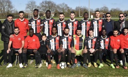 D1 (11e journée) : Cholet FCPC fait la bonne opération face aux Ponts-de-Cé (3-2).
