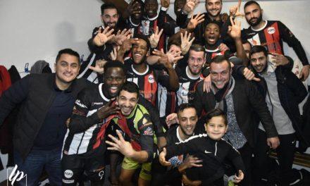 D1 (16e journée) : Cholet FCPC a eu un gros sursaut d'orgueil face à la Pouëze (8-0).