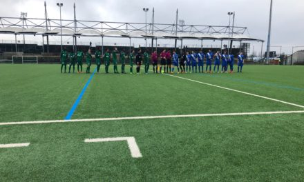 U19 National : La Vaillante d'Angers n'a pas eu de réussite à Niort et a payé cash ses erreurs (4-1).