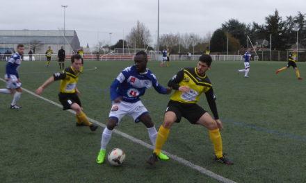 DRH (10e journée) : En leader, Angers NDC a su faire respecter la hiérarchie face à Boufféré (3-0).