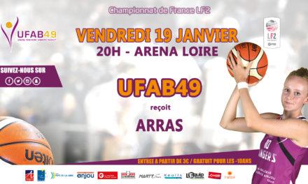 LF2 (14e journée) : L'UFAB devra rester concentré sur son jeu pour réaliser une bonne performance face à Arras.
