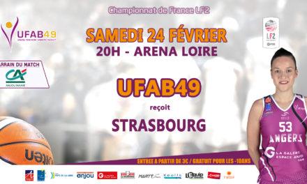 LF2 (18e journée) : A domicile, l'UFAB ne doit pas perdre de points face à Strasbourg.