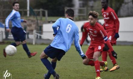 D1 – Gr. B : ChristopheSéguinière écarte un concurent en s'imposant 4 à 1 dans le derby du Choletais