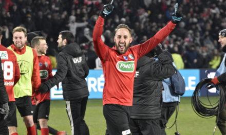 Coupe de France : Historique exploit du Vendée les Herbiers football, qui se qualifie pour la demi-finale de la Coupe de France.