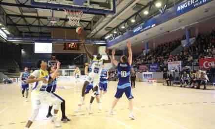 NM2 (18e journée) : L'Étoile Angers Basket a été logiquement dominé par Laval (66-60).