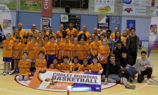 37e édition du Cholet Mondial basket du 30 mars au 2 avril à la Meilleraie