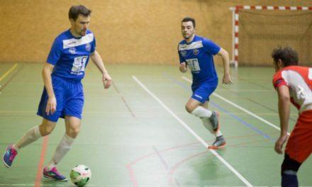 Le LCDF Angers Futsal s'impose facilement dans le derby face à Angers Doutre SC.