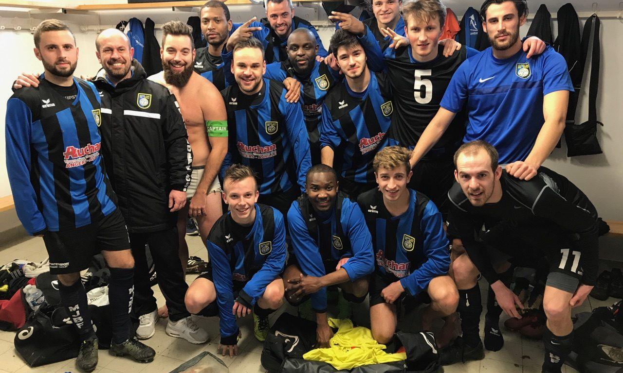 D1 (13e journée) : Montreuil-Juigné a su concrétiser sa domination à Someloiryzeray (1-0).