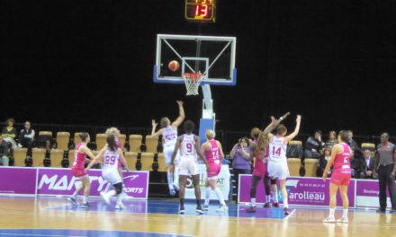 LF2 (16e journée) : En disposant de Charnay, l'Union Féminine Angers Basket fait la bonne opération au classement (68-49).