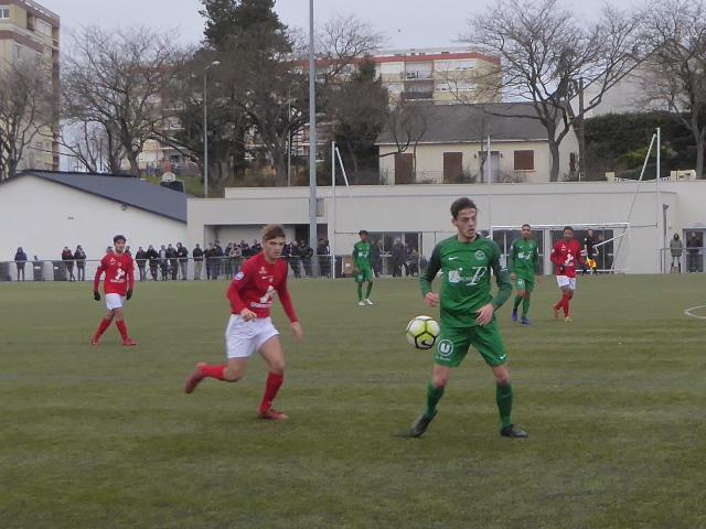 Buteur lors de la rencontre face à Brest, Maxime TATIN-CHENAY et ses coéquipiers s'attendent à un match compliqué dans ce derby angevin.