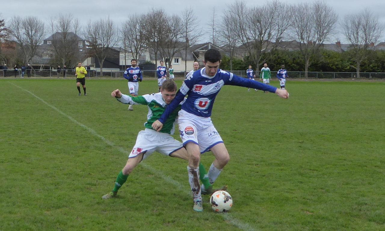 DRH (13e journée) : Angers NDC a su être efficace au bon moment face à Blain (4-0).