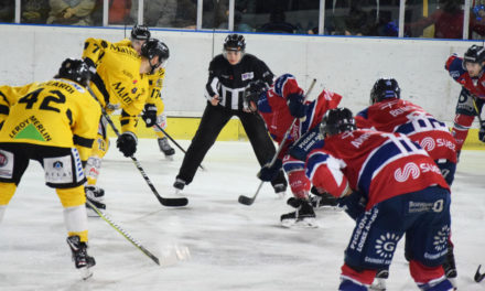 Ligue Magnus (play-offs / match 3) : Angers veut confirmer face à Rouen et reprendre la main sur la série.