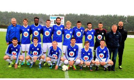 PH (15e journée) : Match nul logique entre le RC Doué-la-Fontaine et le FC Laurentais (1-1).