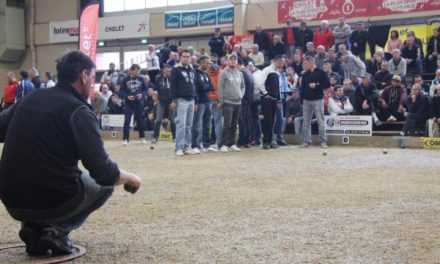 Cholet accueille ce week-end la 30e édition du National de Pétanque.