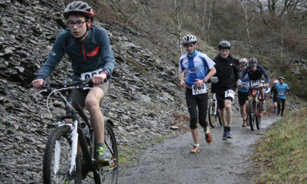 En avant pour la 7ème édition du Run and Bike de la Mine Bleue.