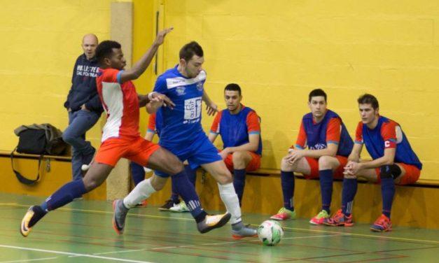 Le LCDF Angers Futsal évite le piège à Thouarcé.