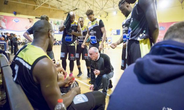 N1 (2e phase) : L'Étoile Angers Basket débute la deuxième phase par une défaite à Charleville Mézières (90-73).