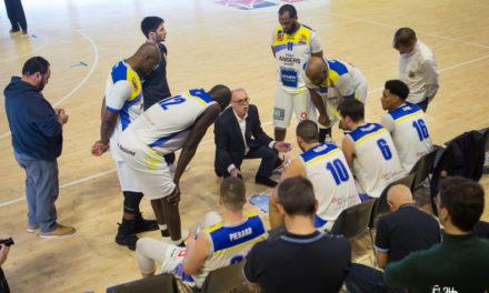 NM2 (21e journée) : L'Étoile Angers Basket n'a pas tremblé au Pays de Fougères (82-57).