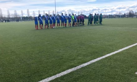 U19 National (22e journée) : La Vaillante d'Angers obtient un bon match nul à Châteauroux (0-0).