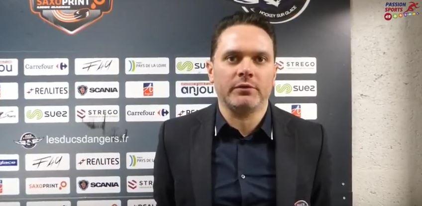 Alexis BILLARD : On se doit d'avoir une équipe compétitive, la saison prochaine.