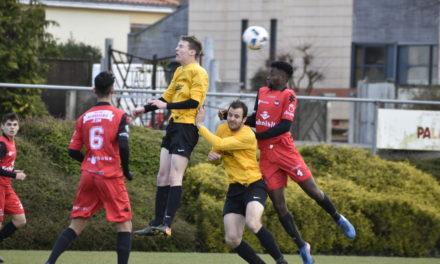 Coupe de l'Anjou (16e de finale) : Les footballeurs Maytais y ont cru pendant 120 minutes, puis C. Botineau a fait le travail !