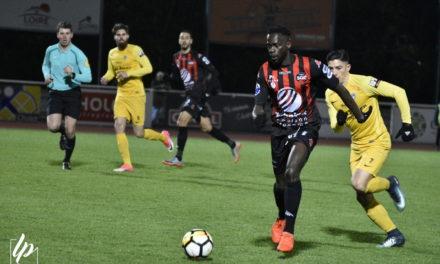 National : Vainqueur du FC Pau 1 à 0, le SO Cholet s'offre un bon bon bol d'air !
