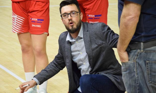 Julien HERAULT quitte l'équipe féminine de Mûrs-Érigné Basket Club, bilan de cette saison !