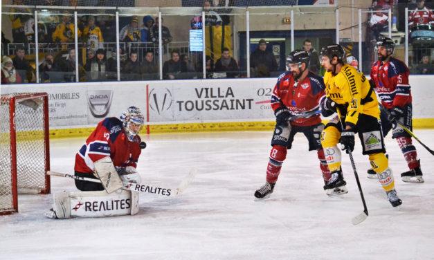 Ligue Magnus (play-offs / match 5) : Angers n'a plus le droit à l'erreur pour son déplacement à Rouen.