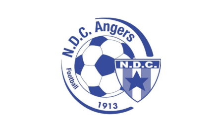 D2 (19e journée) : Match très sérieux d'Angers NDC (b) face au FCLJLM (6-0).