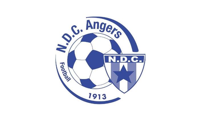 D2 (3e journée) : Première victoire à domicile d'Angers NDC (b) face à Châtelais (4-1).