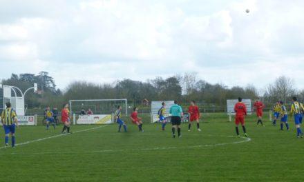D2 (22e journée) : Val-d'Erdre-Auxence a su être efficace face à Saint-Georges-sur-Loire (5-0).