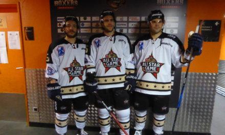 Les meilleurs moments du All Star Game 2018 de hockey sur glace à Bordeaux.