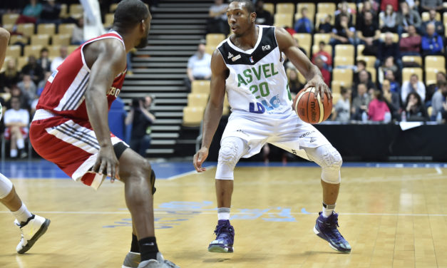 Quart de finale de la coupe de France : Strasbourg se qualifie sans surprise face à l'ASVEL (93-79).