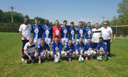 D2 (22e journée) : Angers NDC (b) remporte un match important face Châtelais (4-0).