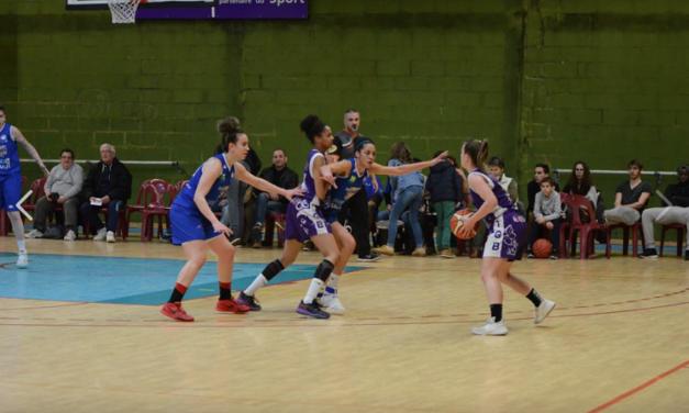NF2 (22e journée) : Un derby pour la Ligue contre le cancer, entre Saumur Loire Basket 49 et le leader thouarsais.