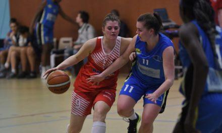 NF2 (21ème journée) : Mûrs-Érigné toujours dans la course aux play-offs après sa victoire face au Paris Basket Avenir.