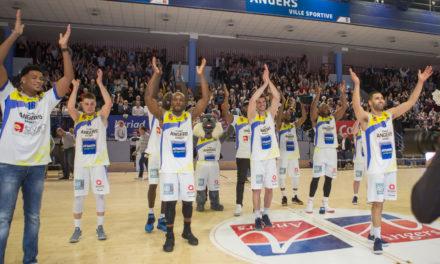 NM2 (25e journée) : L'Étoile Angers Basket valide définitivement sa montée en NM1 face à Berck Rang de Fliers (80-63).